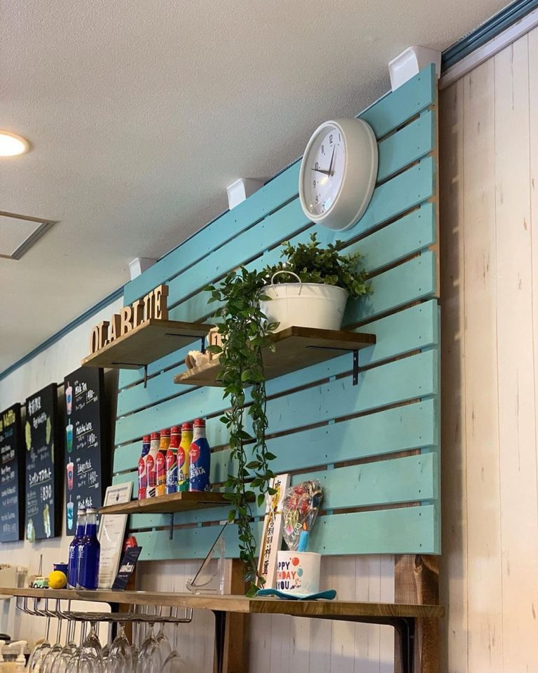ola blue cafe